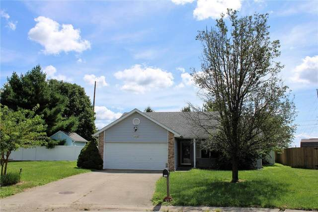 3299 Cedar Creek Court, Shiloh, IL 62221 (#20056040) :: The Becky O'Neill Power Home Selling Team