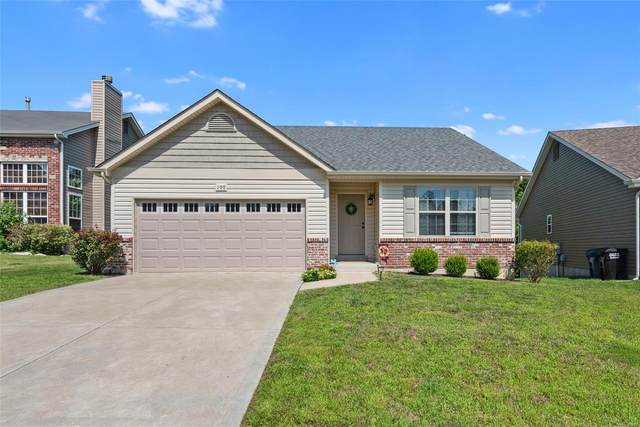 109 Katie Lynn Court, Wentzville, MO 63385 (#20056461) :: Kelly Hager Group | TdD Premier Real Estate