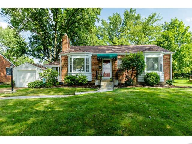 659 Deerhurst Drive, St Louis, MO 63119 (#20056645) :: The Becky O'Neill Power Home Selling Team