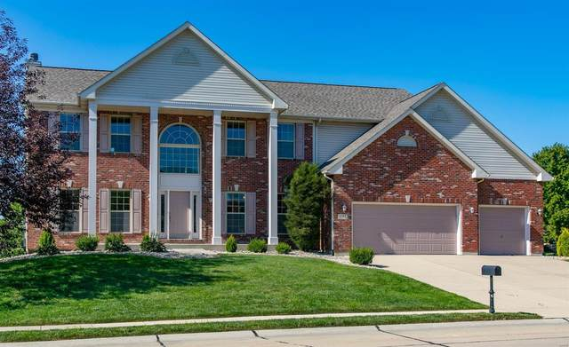 1047 Thornbury Place, O'Fallon, IL 62269 (#20056670) :: The Becky O'Neill Power Home Selling Team