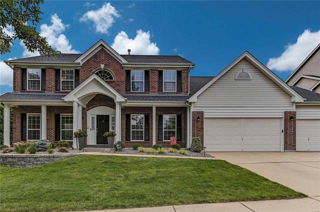 17683 Westhampton Woods Drive, Wildwood, MO 63005 (#20056735) :: Kelly Hager Group | TdD Premier Real Estate