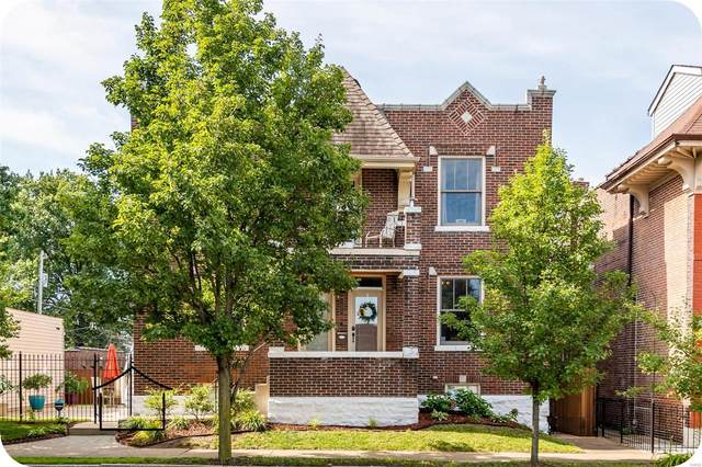 3656 Fairview Avenue, St Louis, MO 63116 (#20056961) :: The Becky O'Neill Power Home Selling Team