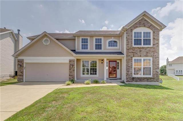 4578 Behlmann Grove Place, Florissant, MO 63034 (#20057235) :: The Becky O'Neill Power Home Selling Team