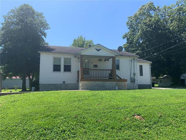 1400 Knott Street, CHESTER, IL 62233 (#20057387) :: Clarity Street Realty