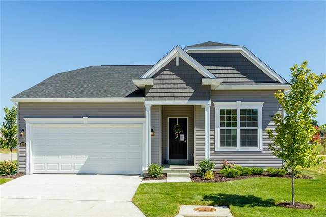 120 Rhythm Point Drive, Saint Peters, MO 63376 (#20057622) :: Kelly Hager Group | TdD Premier Real Estate