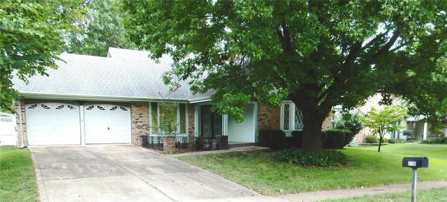 2158 Parasol, Chesterfield, MO 63017 (#20057772) :: Parson Realty Group