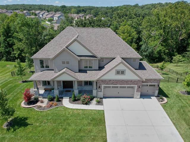 1133 Ironhorse Court, Wentzville, MO 63385 (#20057932) :: Parson Realty Group