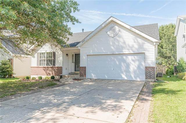 2866 Brookmeadow, Belleville, IL 62221 (#20057939) :: Kelly Hager Group | TdD Premier Real Estate