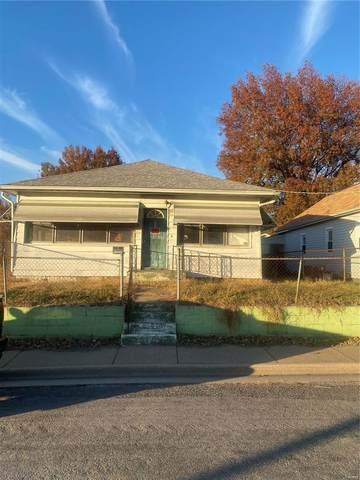 123 W Cherry, Hartford, IL 62048 (#20057992) :: PalmerHouse Properties LLC