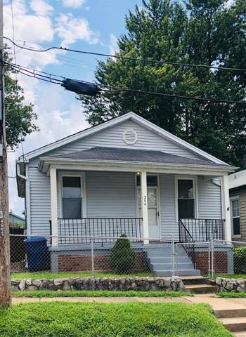 306 Horn Avenue, St Louis, MO 63125 (#20058074) :: The Becky O'Neill Power Home Selling Team