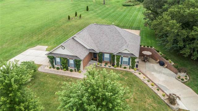 237 Waterhole Trail, Jackson, MO 63755 (#20058255) :: RE/MAX Professional Realty