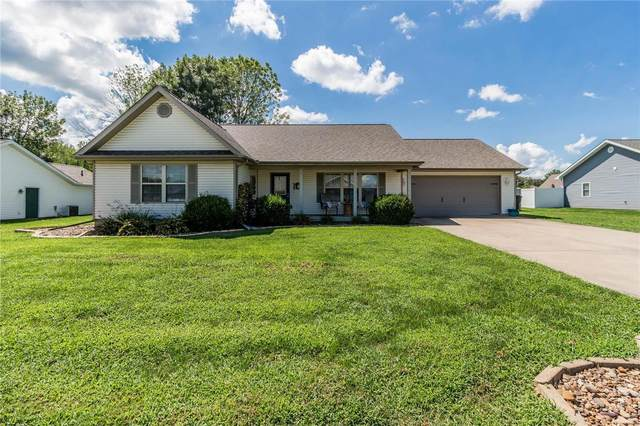 104 Chase Lane, MARION, IL 62959 (#20058298) :: Parson Realty Group