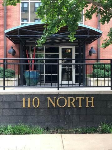 110 N Newstead Avenue #304, St Louis, MO 63108 (#20058402) :: Parson Realty Group