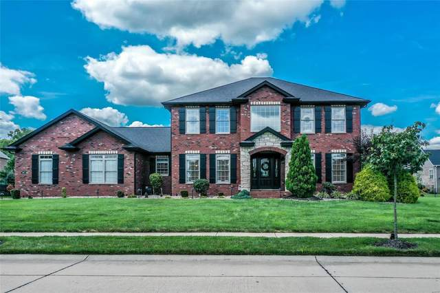 1305 Lantern Lights Circle, Lebanon, IL 62254 (#20058414) :: Parson Realty Group