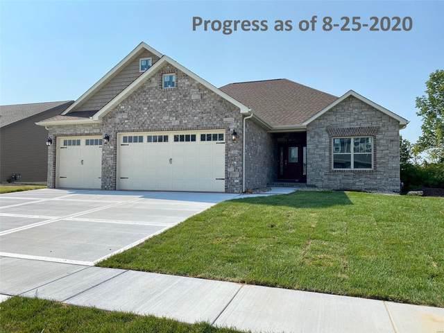 204 Smola Woods, Glen Carbon, IL 62034 (#20058499) :: Century 21 Advantage