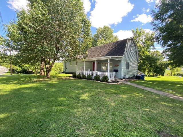 209 Prentice, CARTERVILLE, IL 62918 (#20058970) :: Clarity Street Realty