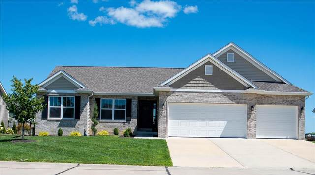 254 Stetson Drive, Hamel, IL 62046 (#20059131) :: Kelly Hager Group | TdD Premier Real Estate