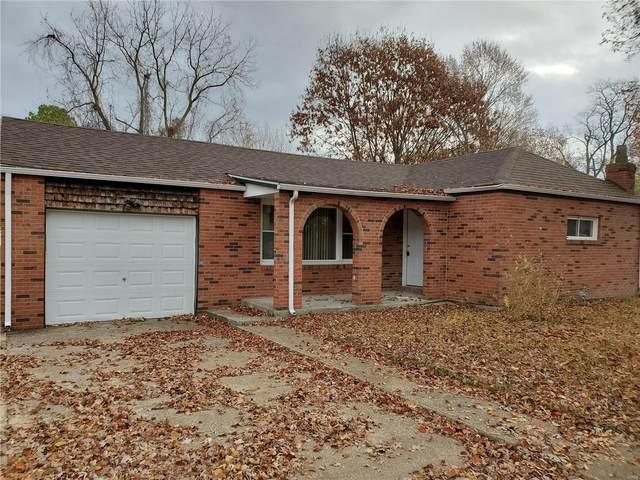 801 Howell Avenue, Cahokia, IL 62206 (#20059348) :: Fusion Realty, LLC