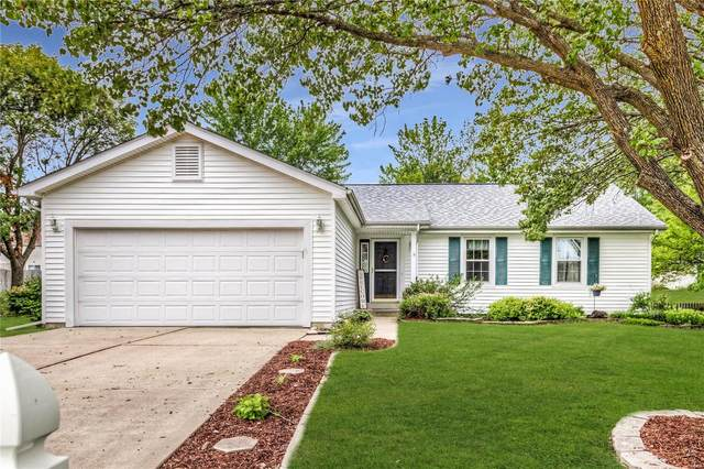 205 Maple Point Drive, Saint Charles, MO 63304 (#20059648) :: Kelly Hager Group | TdD Premier Real Estate