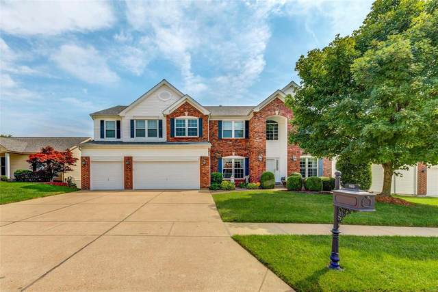 9520 Parkfield Place Drive, Unincorporated, MO 63126 (#20059665) :: Parson Realty Group