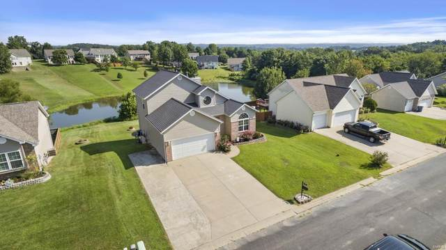 211 Pleasant Lake Court, Jackson, MO 63755 (#20059960) :: The Becky O'Neill Power Home Selling Team