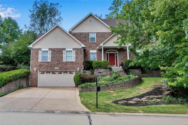 13607 Mason Meadows Court, St Louis, MO 63131 (#20060389) :: Kelly Hager Group | TdD Premier Real Estate