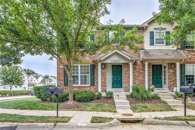271 SW Vivaron Avenue, Saint Charles, MO 63303 (#20060446) :: The Becky O'Neill Power Home Selling Team