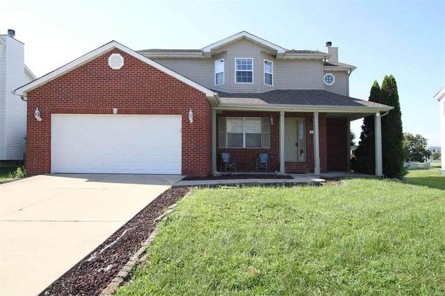 721 Donna Drive, O'Fallon, IL 62269 (#20060542) :: Parson Realty Group