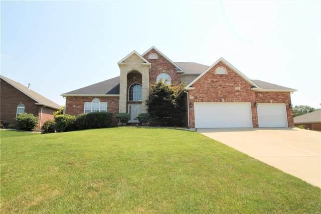 4952 Autumn Oaks Drive, Maryville, IL 62062 (#20060642) :: Hartmann Realtors Inc.
