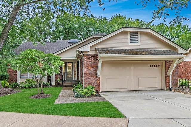 14145 Baywood Villages Drive, Chesterfield, MO 63017 (#20061356) :: The Becky O'Neill Power Home Selling Team