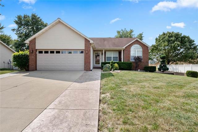 3214 Stonebridge Drive, Belleville, IL 62221 (#20061369) :: Peter Lu Team