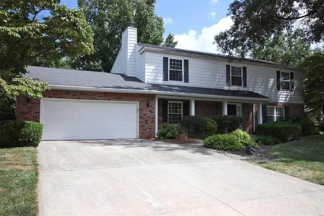 839 Amherst Place, Edwardsville, IL 62025 (#20061405) :: Kelly Hager Group | TdD Premier Real Estate