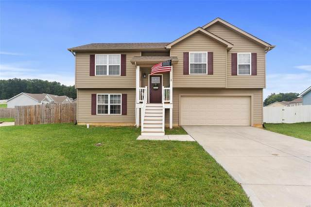 372 Spring Valley Drive, Winfield, MO 63389 (#20061584) :: Parson Realty Group
