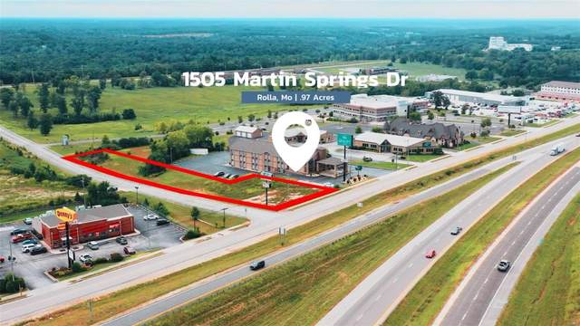 1505 Martin Springs Drive, Rolla, MO 65401 (#20062835) :: Kelly Hager Group | TdD Premier Real Estate