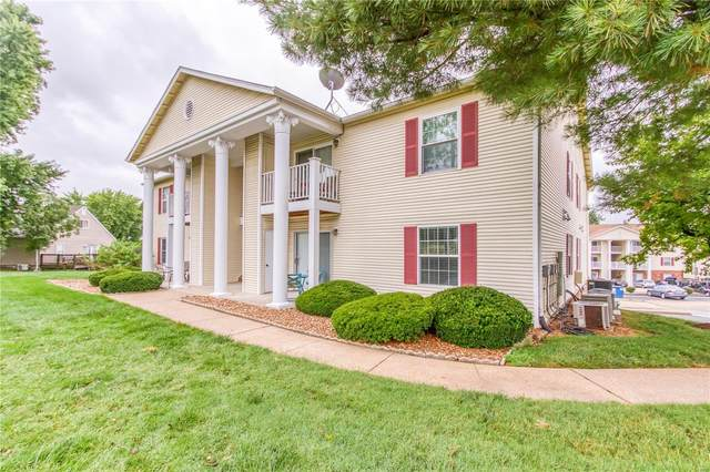 3114 Edwards Place #203, Maryland Heights, MO 63043 (#20063584) :: The Becky O'Neill Power Home Selling Team
