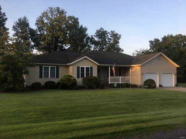 316 Evergreen Trail, HERRIN, IL 62948 (#20063637) :: Clarity Street Realty
