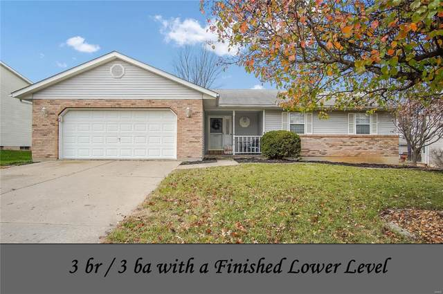 1819 Partridge Place, Edwardsville, IL 62025 (#20063807) :: Parson Realty Group