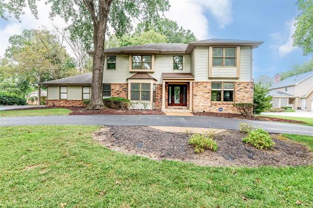14837 Grassmere Court, Chesterfield, MO 63017 (#20063897) :: Clarity Street Realty