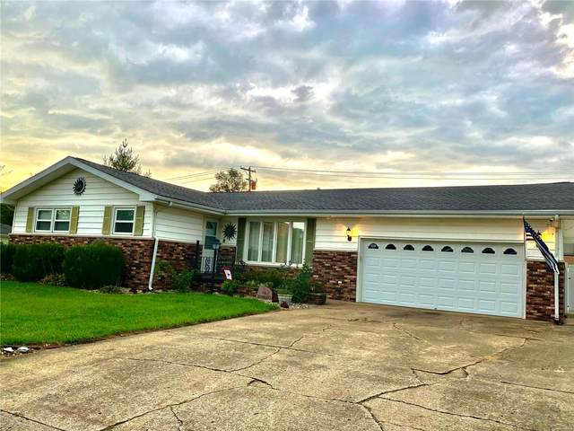 300 Timothy Lane, CARTERVILLE, IL 62918 (#20064129) :: Clarity Street Realty