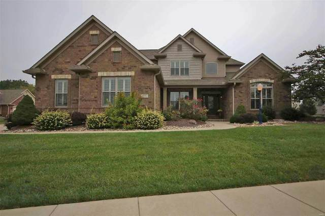 7001 Monday Court, Edwardsville, IL 62025 (#20064334) :: Hartmann Realtors Inc.