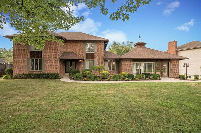16062 Hunters Way Drive, Chesterfield, MO 63017 (#20064448) :: Kelly Hager Group | TdD Premier Real Estate