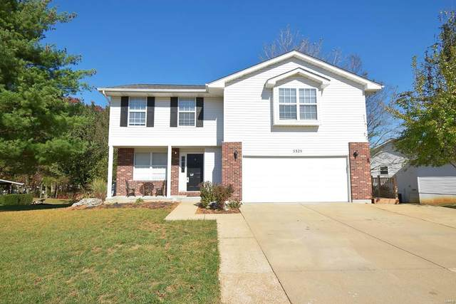 5325 Doe Run Drive, Imperial, MO 63052 (#20064582) :: Parson Realty Group