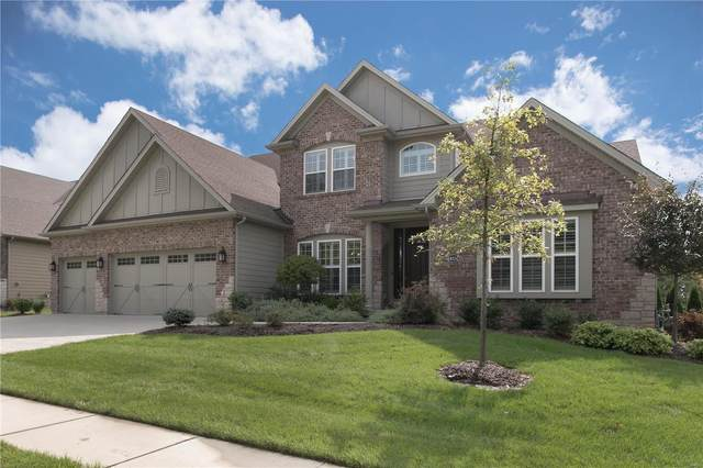 14332 Warwick Gate Drive, Chesterfield, MO 63017 (#20064682) :: The Becky O'Neill Power Home Selling Team