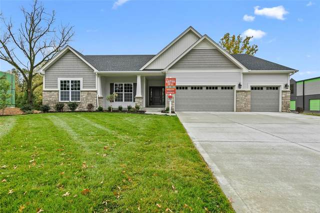 1274 Vero Lane, Ellisville, MO 63011 (#20065072) :: The Becky O'Neill Power Home Selling Team