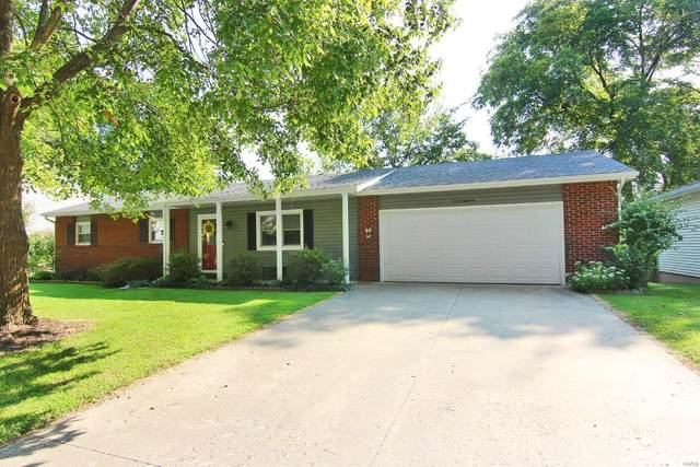 718 Woodbine, Cape Girardeau, MO 63701 (#20065140) :: The Becky O'Neill Power Home Selling Team