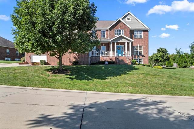 2821 Titleist Drive, Belleville, IL 62220 (#20065361) :: The Becky O'Neill Power Home Selling Team