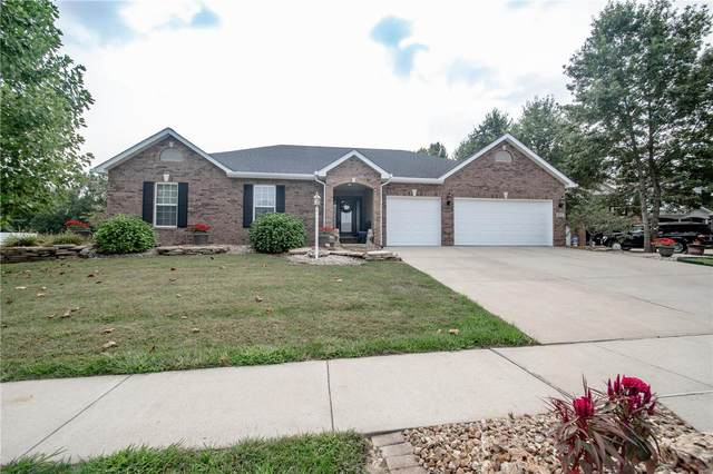 4047 Sequoia Drive, Edwardsville, IL 62025 (#20065367) :: The Becky O'Neill Power Home Selling Team