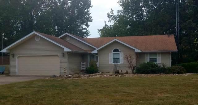 210 Lands End Road, Hillsboro, IL 62049 (#20065873) :: Century 21 Advantage