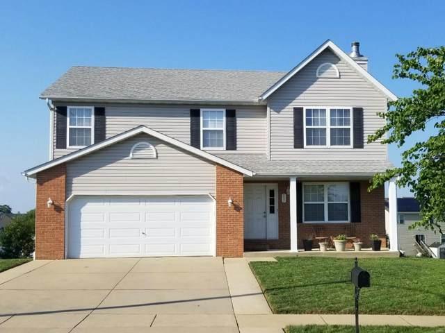 852 Chesapeake Junction Lane, O'Fallon, IL 62269 (#20065952) :: Hartmann Realtors Inc.