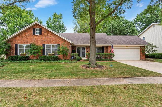 16017 Meadow Oak Drive, Chesterfield, MO 63017 (#20066180) :: Parson Realty Group